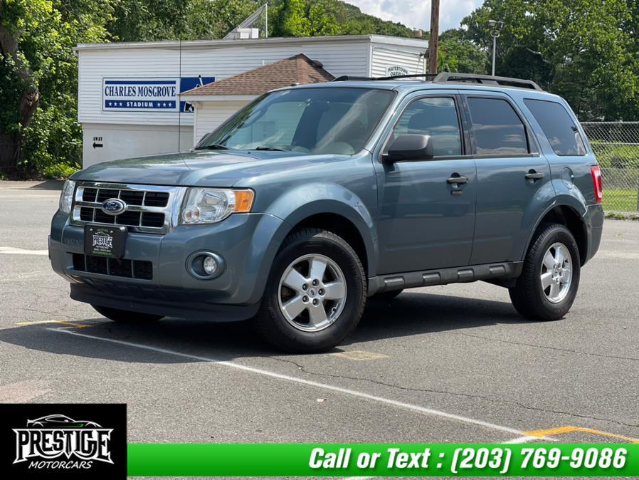 Used Ford Escape 4WD 4dr XLT 2012   J&J Auto Sales & Repairs llc DBA Prestige Motorcar. Oakville, Connecticut