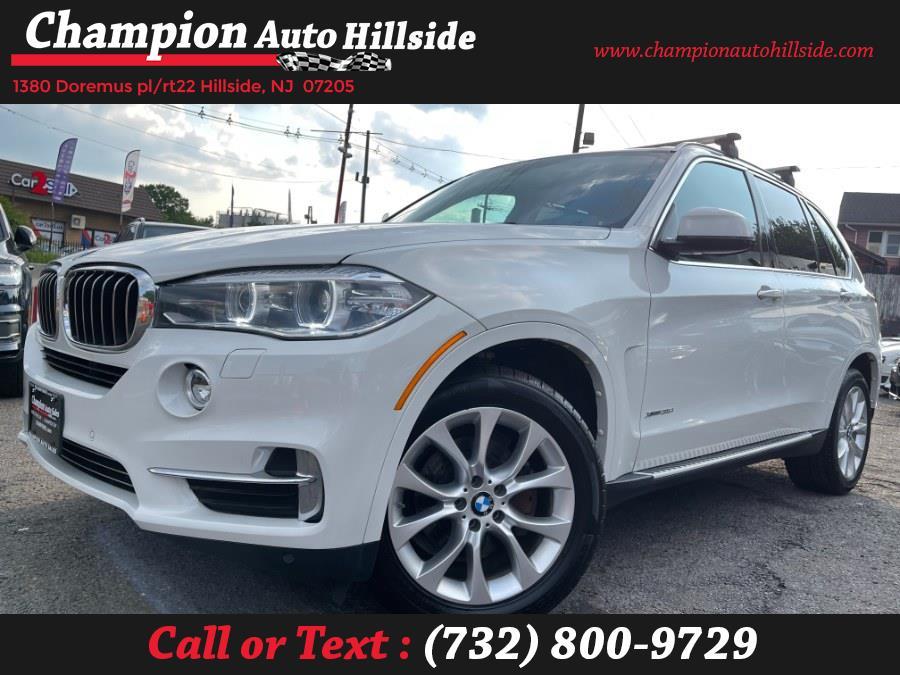 Used 2014 BMW X5 in Hillside, New Jersey | Champion Auto Sales. Hillside, New Jersey