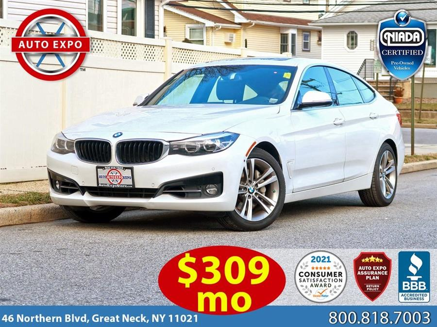 Used BMW 3 Series 330 Gran Turismo i xDrive Sport Line Package 2018 | Auto Expo Ent Inc.. Great Neck, New York