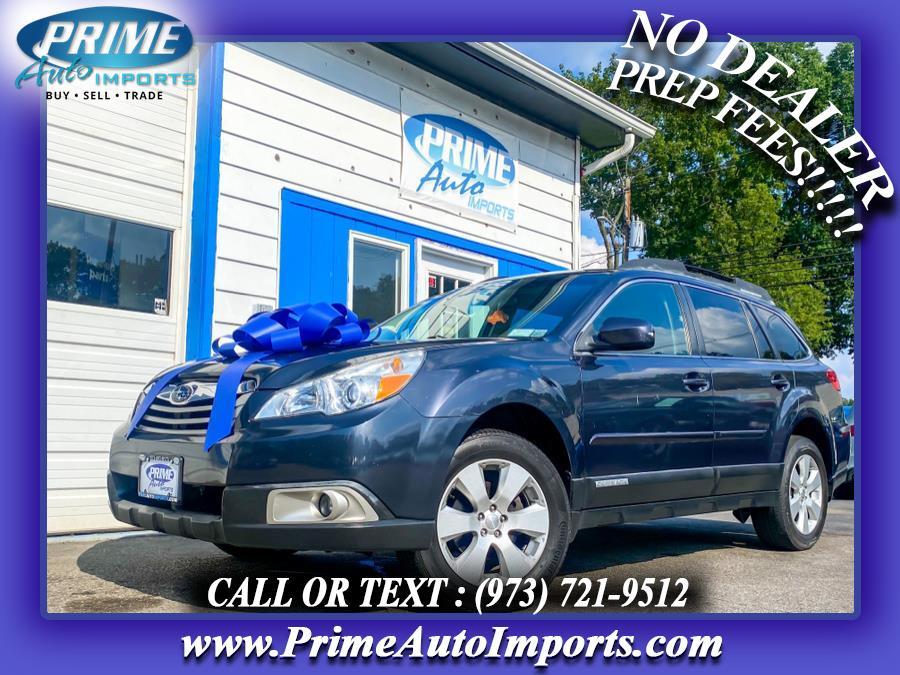 Used 2011 Subaru Outback in Bloomingdale, New Jersey | Prime Auto Imports. Bloomingdale, New Jersey