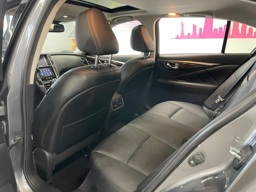 Used INFINITI Q50 LUXE 3.0t LUXE AWD 2018 | Jamaica 26 Motors. Hollis, New York