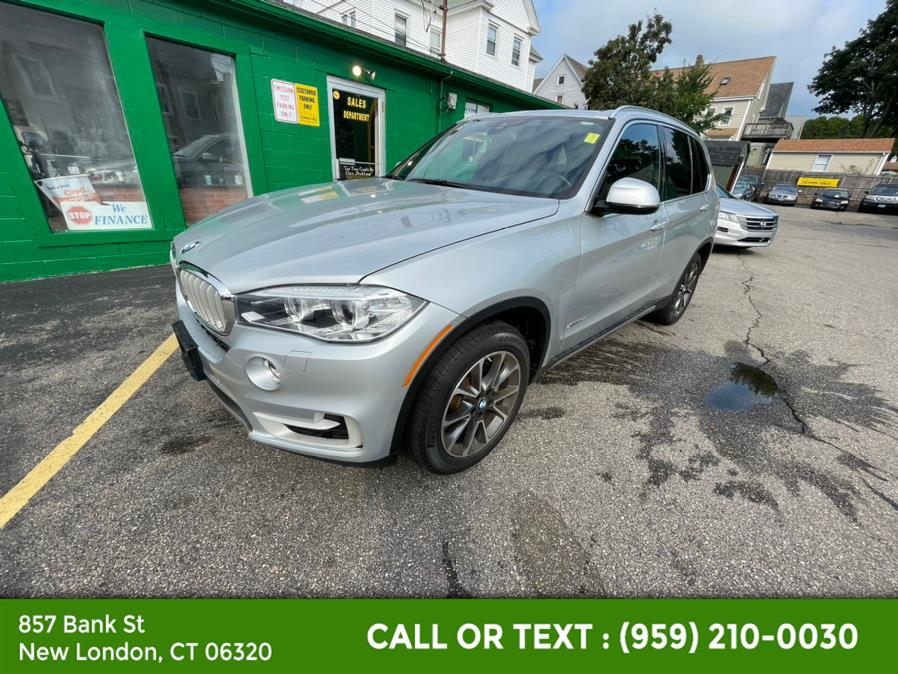 Used BMW X5 xDrive50i Sports Activity Vehicle 2017   McAvoy Inc dba Town Hill Auto. New London, Connecticut