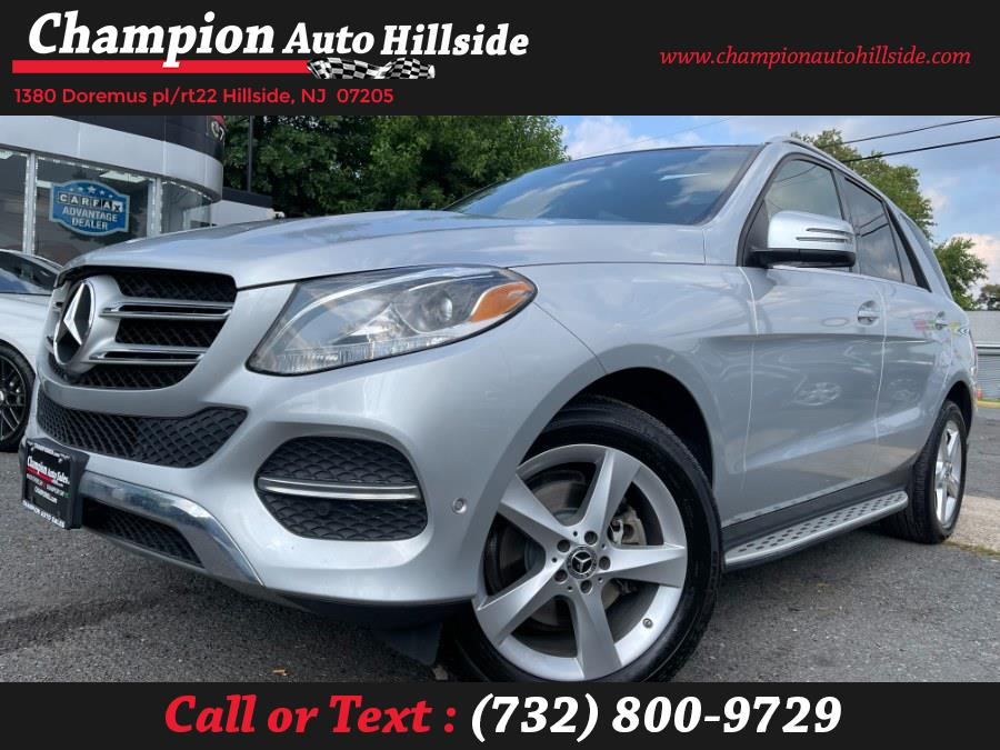 Used 2018 Mercedes-Benz GLE in Hillside, New Jersey | Champion Auto Hillside. Hillside, New Jersey