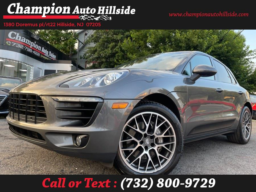 Used 2015 Porsche Macan in Hillside, New Jersey   Champion Auto Hillside. Hillside, New Jersey