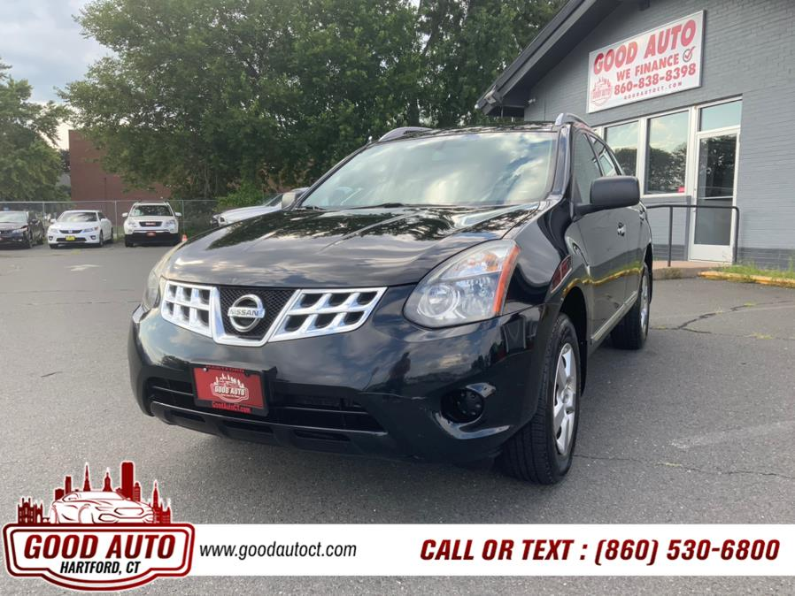 Used Nissan Rogue Select AWD 4dr S 2014 | Good Auto LLC. Hartford, Connecticut