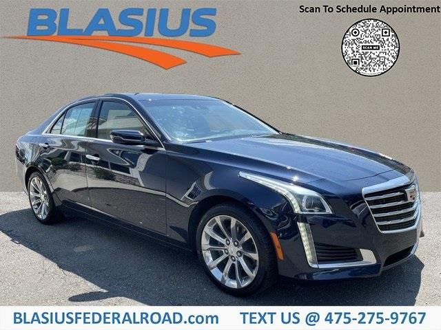 Used Cadillac Cts 2.0L Turbo Luxury 2019   Blasius Federal Road. Brookfield, Connecticut