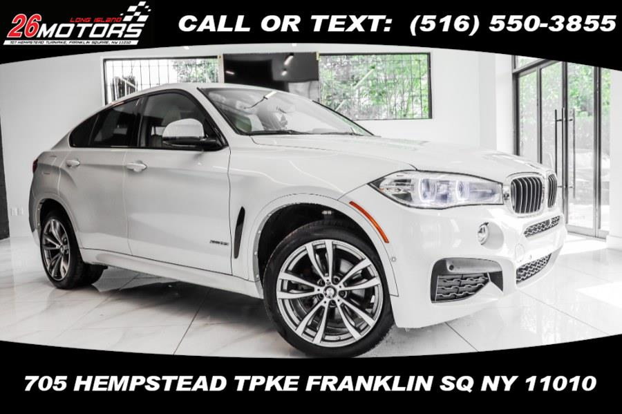 Used BMW X6 ///M Sport Package xDrive35i Sports Activity Coupe 2018 | 26 Motors Corp. Bronx, New York