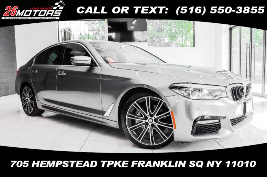 Used BMW 5 Series ///M Sport Package 540i xDrive Sedan 2018 | 26 Motors Corp. Bronx, New York