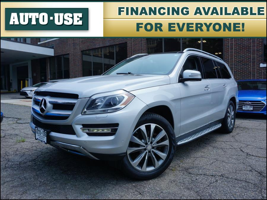 Used Mercedes-benz Gl-class GL 450 4MATIC 2014   Autouse. Andover, Massachusetts