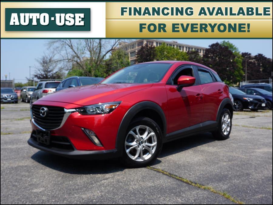 Used Mazda Cx-3 Sport 2018 | Autouse. Andover, Massachusetts