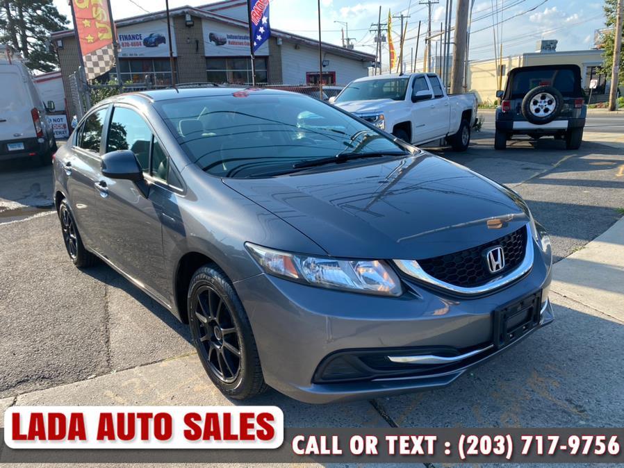 Used 2013 Honda Civic Sdn in Bridgeport, Connecticut | Lada Auto Sales. Bridgeport, Connecticut