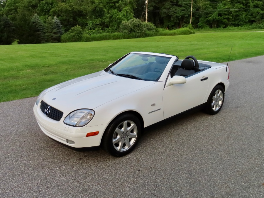 Used 1999 Mercedes-Benz SLK-Class in North Salem, New York | Meccanic Shop North Inc. North Salem, New York