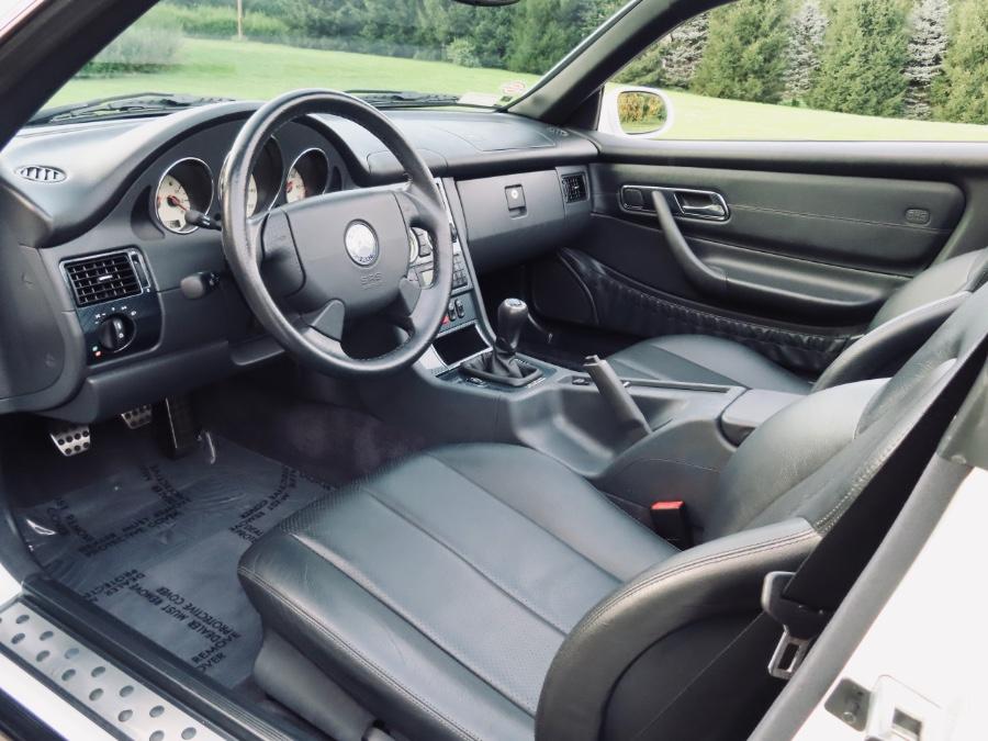 Used Mercedes-Benz SLK-Class 2dr Kompressor Roadster 2.3L 1999 | Meccanic Shop North Inc. North Salem, New York