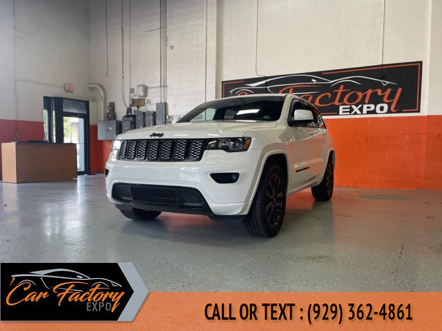 Used Jeep Grand Cherokee Altitude 4x4 2019   Car Factory Inc.. Bronx, New York