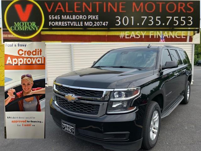 Used Chevrolet Suburban LT 2017 | Valentine Motor Company. Forestville, Maryland
