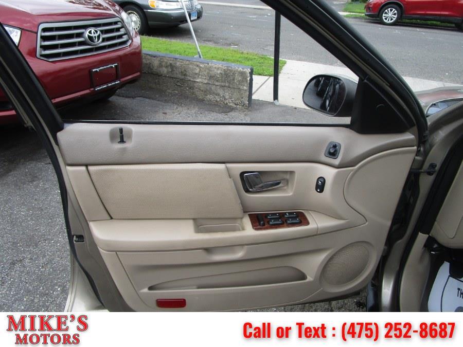 Used Mercury Sable 4dr Sdn LS Premium 2003   Mike's Motors LLC. Stratford, Connecticut