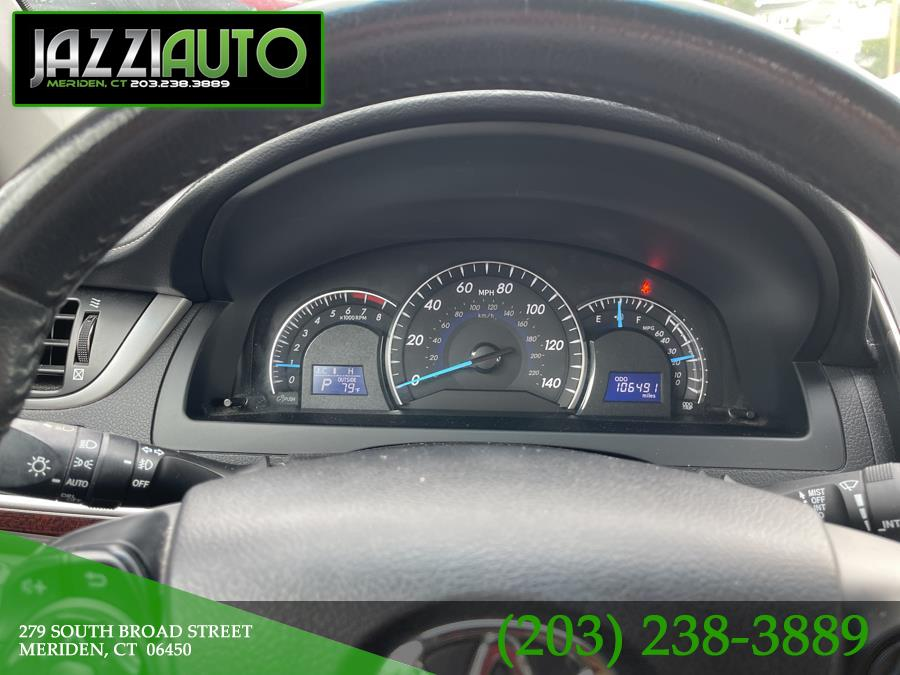 Used Toyota Camry 4dr Sdn V6 Auto XLE (Natl) *Ltd Avail* 2014 | Jazzi Auto Sales LLC. Meriden, Connecticut