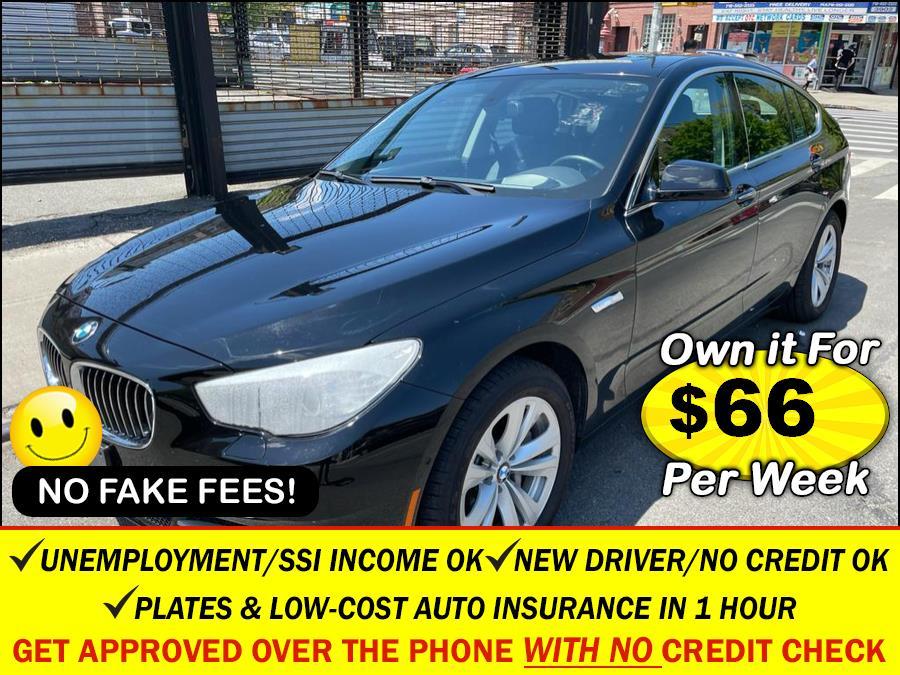 Used 2013 BMW 5 Series Gran Turismo in Rosedale, New York | Sunrise Auto Sales. Rosedale, New York