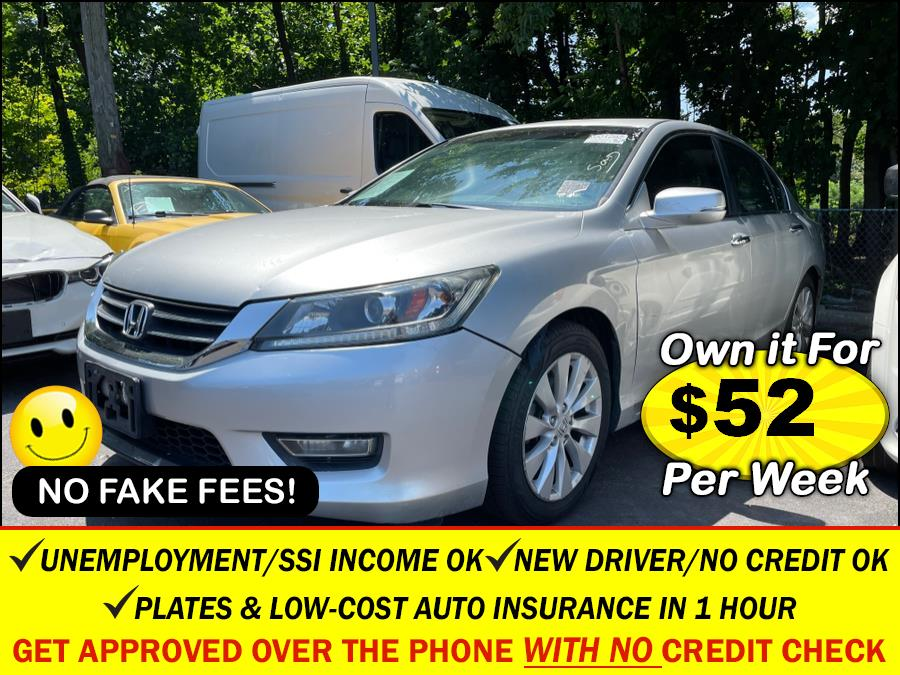 Used 2013 Honda Accord Sdn in Rosedale, New York | Sunrise Auto Sales. Rosedale, New York