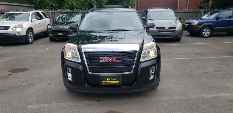 Used GMC Terrain AWD 4dr SLT-1 2011 | Victoria Preowned Autos Inc. Little Ferry, New Jersey
