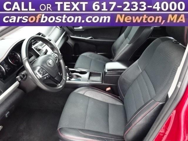 Used Toyota Camry SE Automatic (Natl) 2017   Motorcars of Boston. Newton, Massachusetts