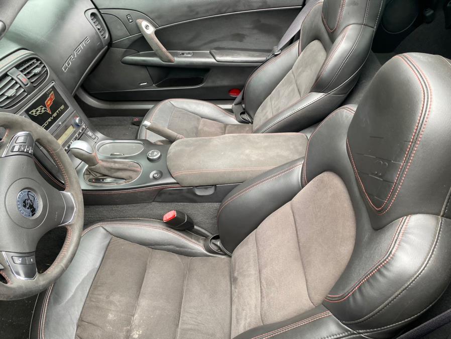 Used Chevrolet Corvette 2dr Cpe Z16 Grand Sport w/3LT 2012   Capital Lease and Finance. Brockton, Massachusetts