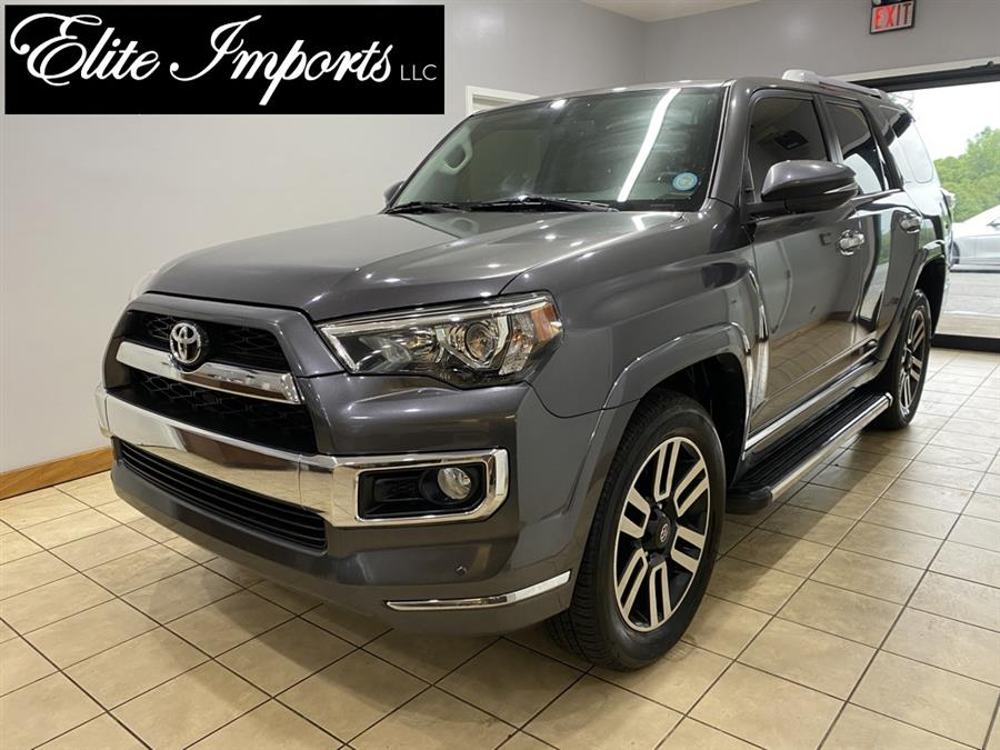 Used Toyota 4runner Limited 2017 | Elite Imports LLC. West Chester, Ohio