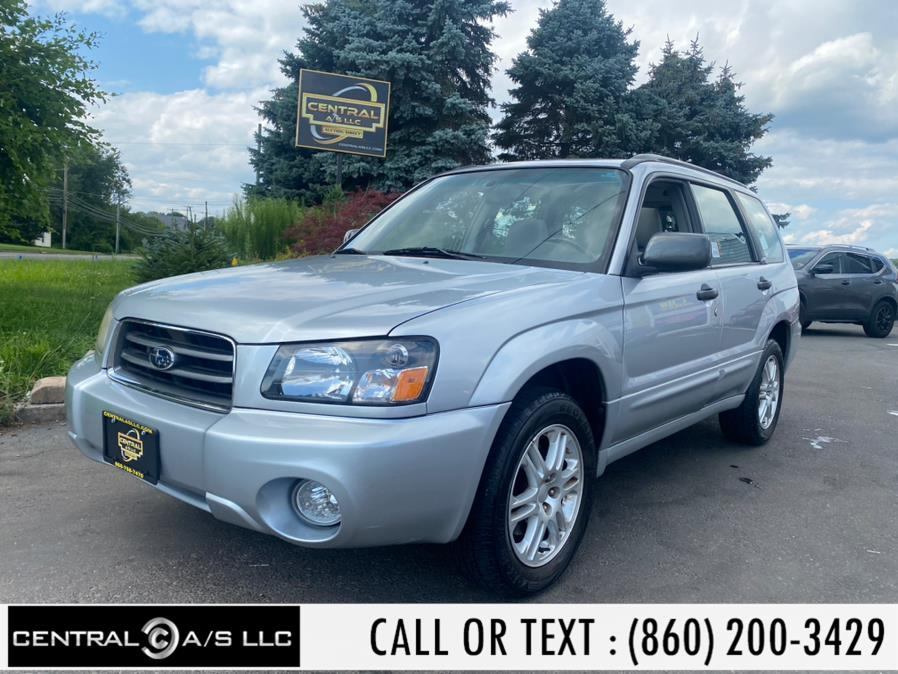 Used Subaru Forester 4dr 2.5 XS Auto 2003   Central A/S LLC. East Windsor, Connecticut