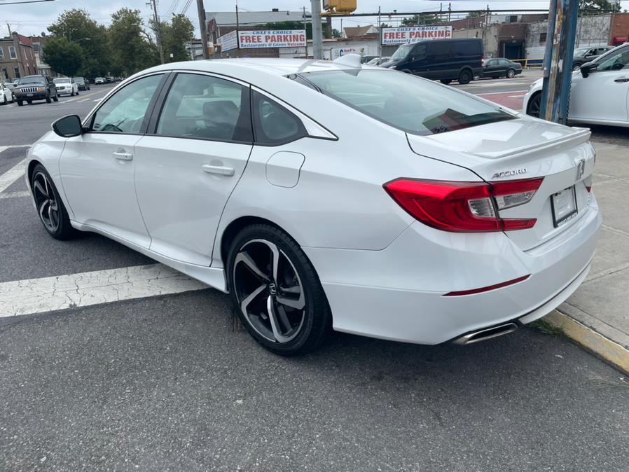 2018 Honda Accord Sedan Sport 2.0T Auto, available for sale in Brooklyn, NY