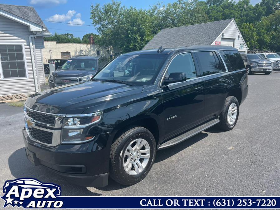 Used 2016 Chevrolet Tahoe in Selden, New York | Apex Auto. Selden, New York