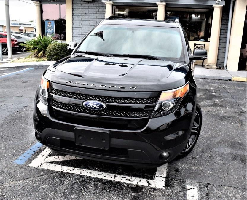 Used 2013 Ford Explorer in Winter Park, Florida   Rahib Motors. Winter Park, Florida