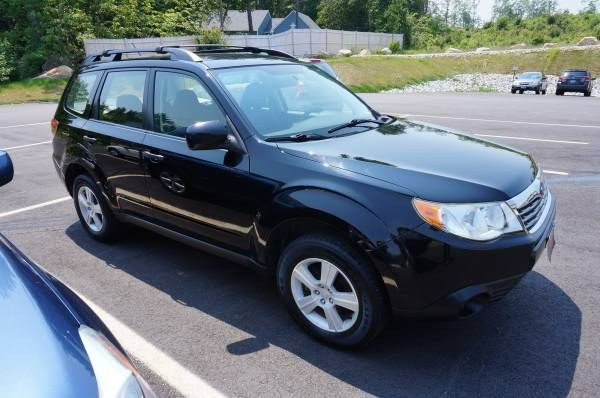 Used Subaru Forester 4dr Auto 2.5X w/Special Edition Pkg 2010 | Extreme Machines. Bow , New Hampshire