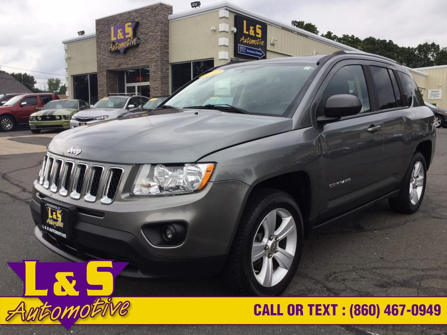 Used 2012 Jeep Compass in Plantsville, Connecticut | L&S Automotive LLC. Plantsville, Connecticut