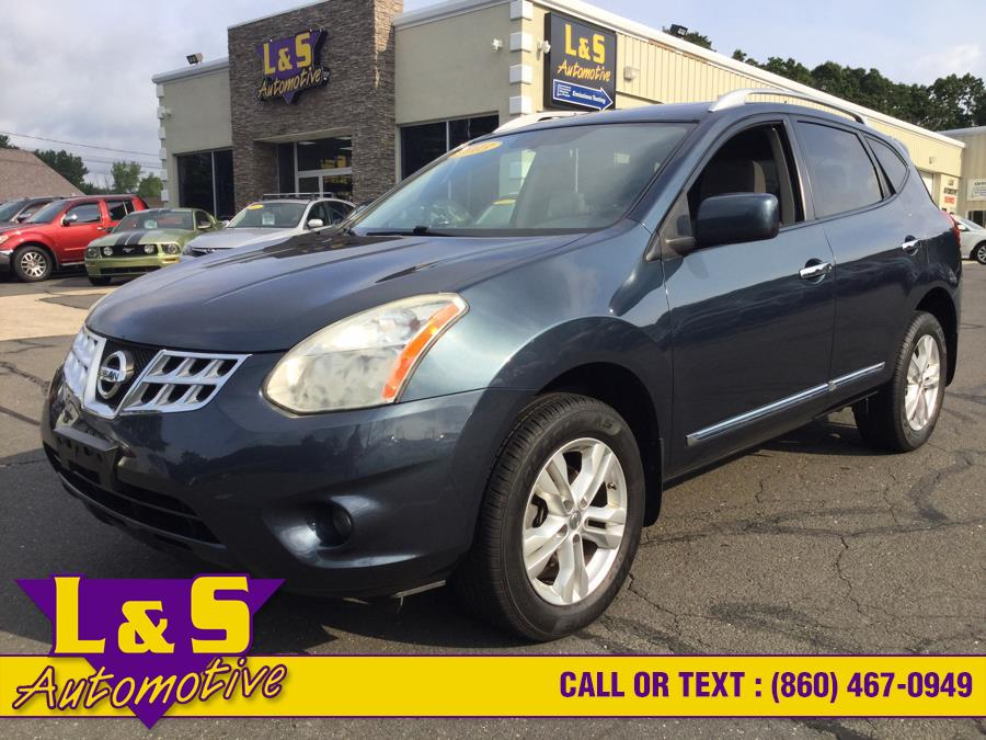 Used 2013 Nissan Rogue in Plantsville, Connecticut | L&S Automotive LLC. Plantsville, Connecticut