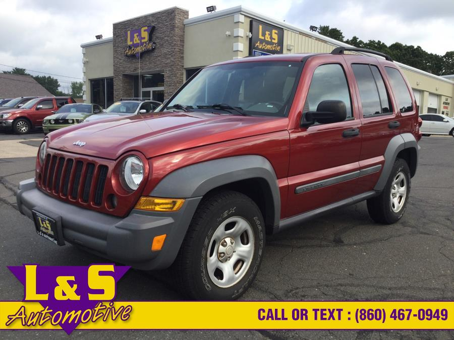 Used 2006 Jeep Liberty in Plantsville, Connecticut | L&S Automotive LLC. Plantsville, Connecticut