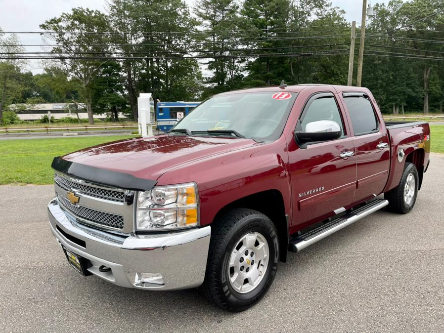 """Used Chevrolet Silverado 1500 4WD Crew Cab 143.5"""" LT 2013   Mike And Tony Auto Sales, Inc. South Windsor, Connecticut"""