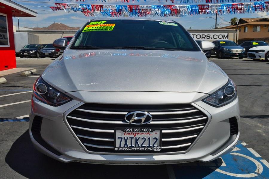 Used Hyundai Elantra SE 2.0L Auto (Alabama) 2017 | Fusion Motors Inc. Moreno Valley, California