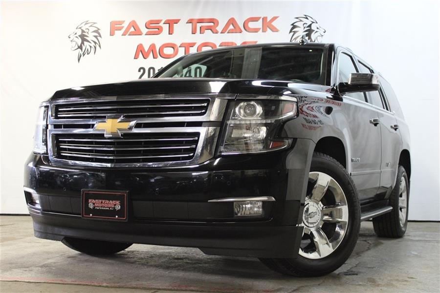 Used Chevrolet Tahoe K1500 LTZ 2016 | Fast Track Motors. Paterson, New Jersey