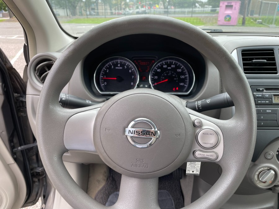 Used Nissan Versa 4dr Sdn CVT 1.6 SV 2012   Cars With Deals. Lyndhurst, New Jersey