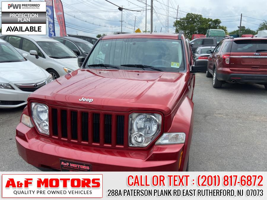 Used Jeep Liberty 4WD 4dr Sport 2008 | A&F Motors LLC. East Rutherford, New Jersey