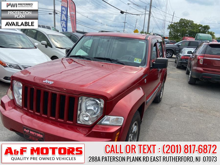 Used 2008 Jeep Liberty in East Rutherford, New Jersey | A&F Motors LLC. East Rutherford, New Jersey