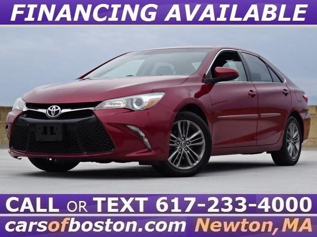Used 2017 Toyota Camry in Newton, Massachusetts | Cars of Boston. Newton, Massachusetts
