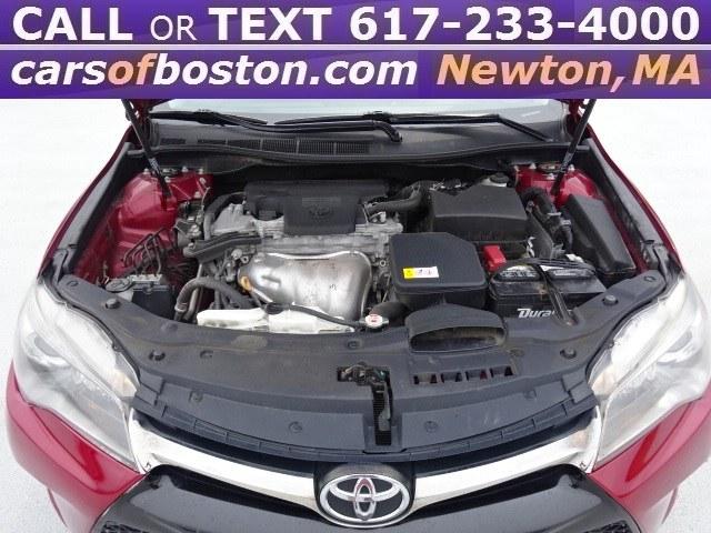 Used Toyota Camry SE Automatic (Natl) 2017   Jacob Auto Sales. Newton, Massachusetts