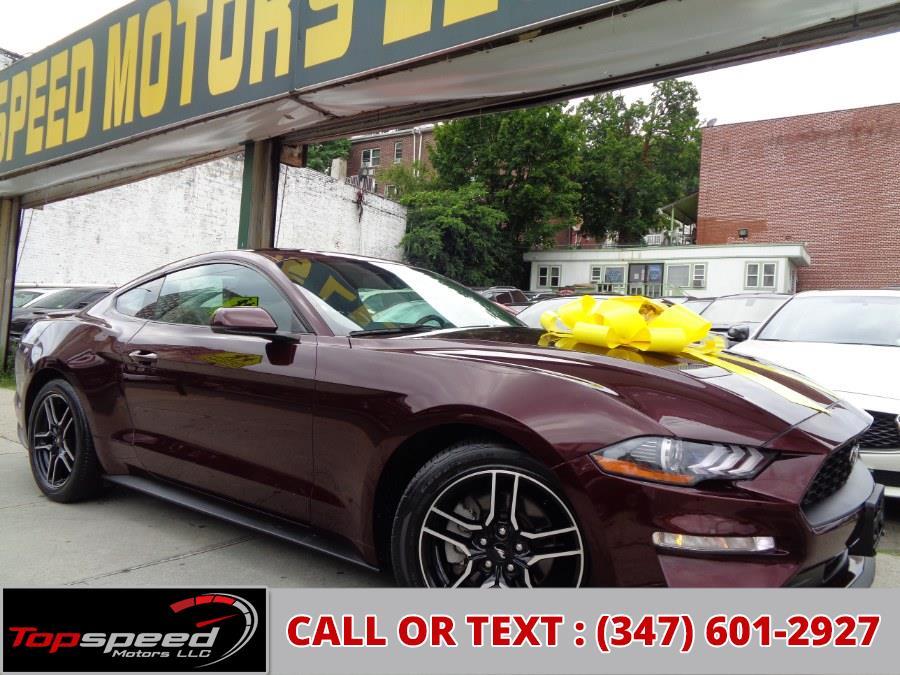 Used Ford Mustang Ecoboost Premium 2018 | Top Speed Motors LLC. Jamaica, New York