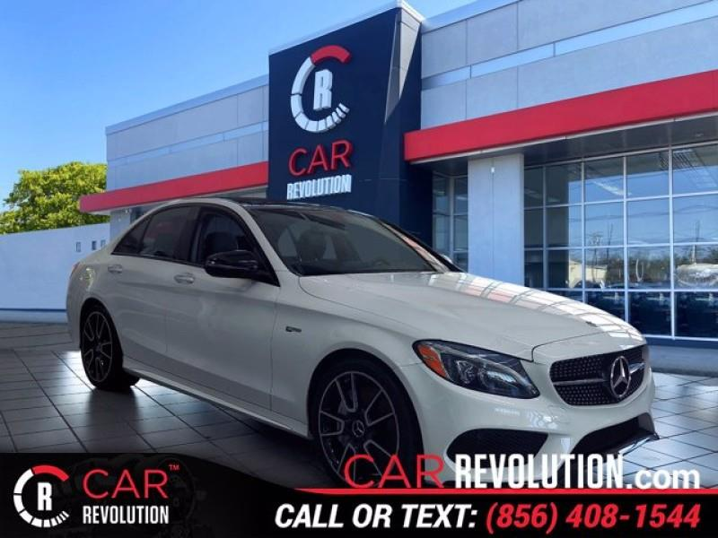 Used Mercedes-benz C-class AMG C 43 2018   Car Revolution. Maple Shade, New Jersey