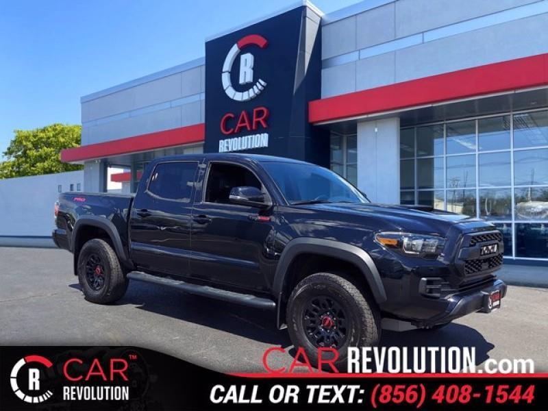 Used Toyota Tacoma TRD Pro 2018   Car Revolution. Maple Shade, New Jersey