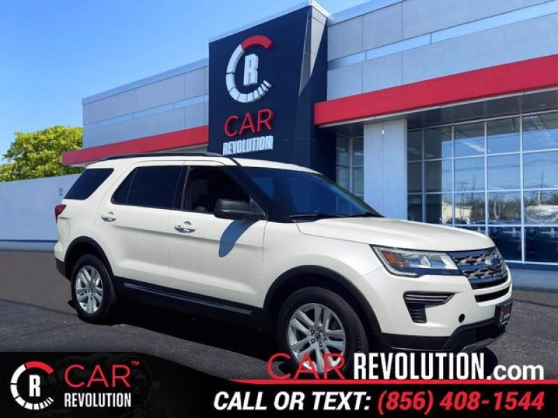 Used Ford Explorer XLT 2018 | Car Revolution. Maple Shade, New Jersey
