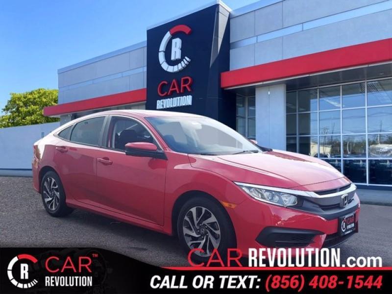 2017 Honda Civic Sedan EX, available for sale in Maple Shade, NJ