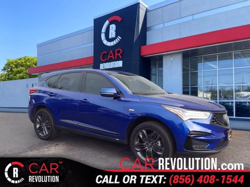 Used Acura Rdx w/A-Spec Pkg 2020   Car Revolution. Maple Shade, New Jersey