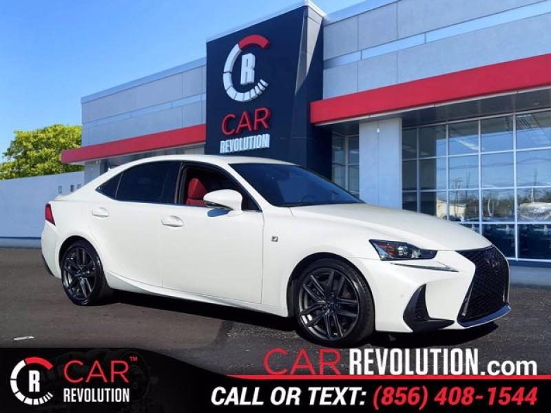 Used Lexus Is IS 350 2018 | Car Revolution. Maple Shade, New Jersey